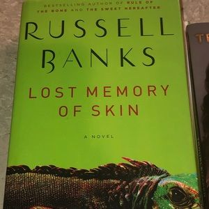 Accents - Book bundle Troublemaker & Lost Memory of Skin